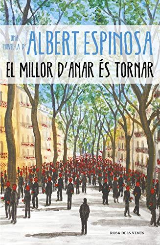 Albert Espinosa torna amb una bella història sobre els records, el perdó i l'amor que transcorre el 23 d'abril, el dia del llibre i les roses, entre la ciutat de Barcelona i les illes d'Ischia i Menorca.