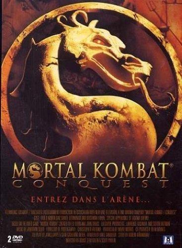 Mortal Kombat : l'intégrale - Coffret 3 DVD [FR Import]