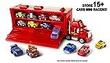 Disney Cars FLG70 Mack Transporter Playset