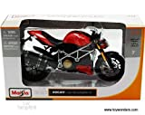 Best Streetfighter Bikes - carolirala 31197 Maisto - Ducati Mod. Streetfighter S Review