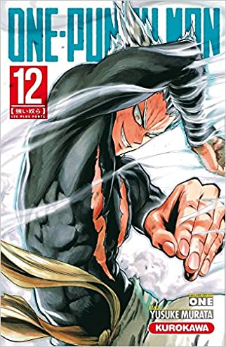 #10: ONE-PUNCH MAN - tome 12 (12)