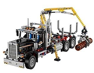 LEGO Technic 9397 - Holztransporter (B005KIQ32Q) | Amazon price tracker / tracking, Amazon price history charts, Amazon price watches, Amazon price drop alerts