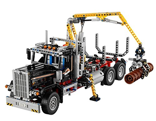 LEGO Technic 9397 - Holztransporter