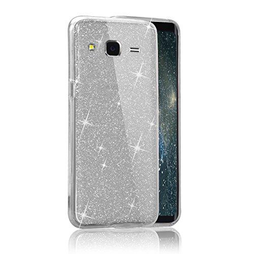 Samsung Galaxy J500 Cover,Samsung Galaxy J5(2015) Custodia , Paesaggio Scenario Ultra Sottile PC Opaco trasparente Back Protettiva Case + 1x Protezione Dello Schermo Screen Protector - Mountain 02 Full body-04