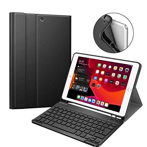 Fintie Funda Teclado Español Ñ iPad 10.2