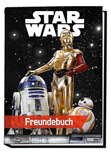 Star Wars Freundebuch: Meine Freunde