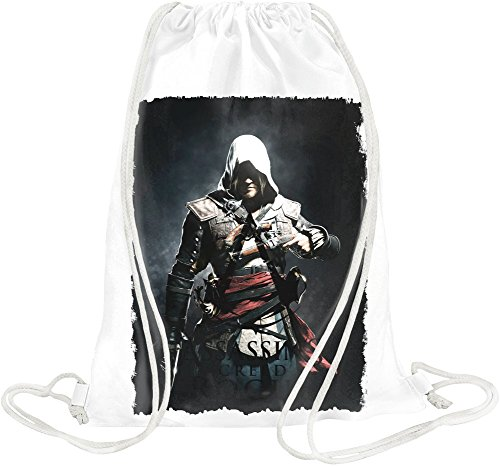Assassin's Creed Poster Borsa morbida
