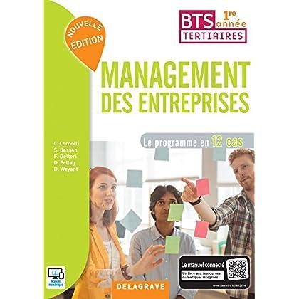 Management des entreprises 1e annee BTS tertiaires élève