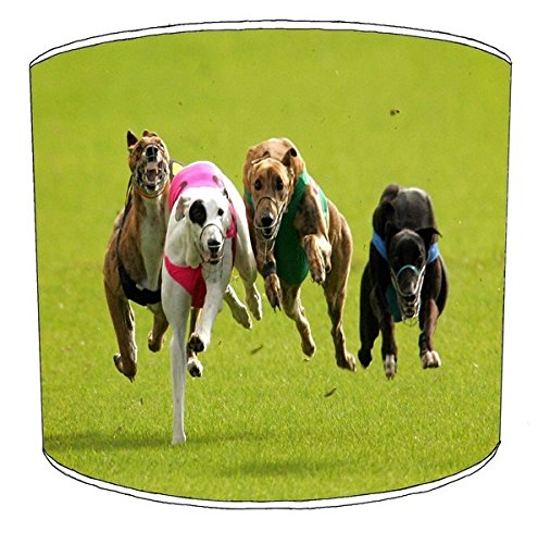 premier-lampshades-cuadro-greyhound-racing-lampara-9-305-cm