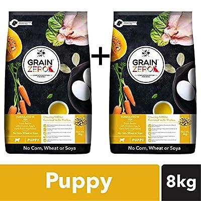 Grain Zero Puppy Dog Food