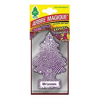 Abremagique 1710544 Lufterfrischer Wunderbaum My Lavanda Pink