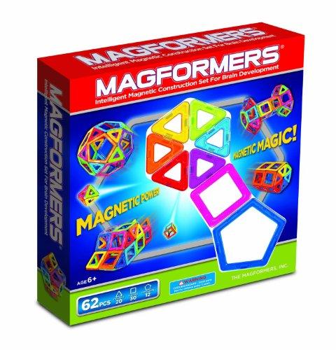 Preisvergleich Produktbild Magformers 274-09 - Bauen Spielzeug, 62 Teile