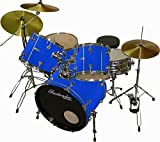 Santander Schlagzeug Set 9-teilig