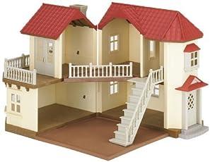 Sylvanian Families 2Etagen Home, Buchenholz Hall
