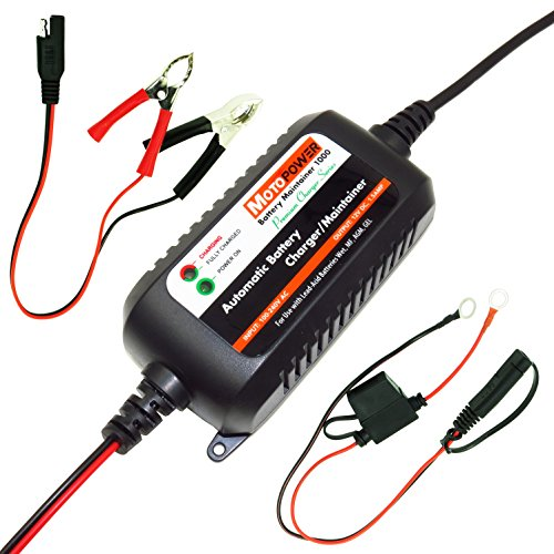 MOTOPOWER BATTERY CHARGERS (12V 1500mA)