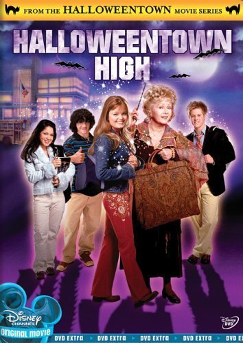 Halloweentown High by Buena Vista Home Entertainment / Disney by Mark A. Z. ()