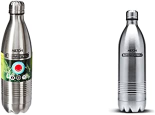 Milton Thermosteel Duo 1800 Deluxe Bottle