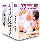 3 romances sexy du printemps