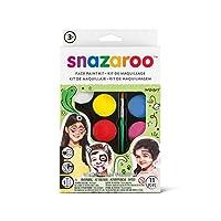 Snazaroo Face Paint Palette Kit
