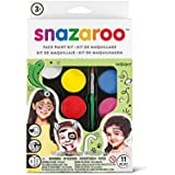 Snazaroo Face Paint Palette Kit