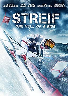 Streif: One Hell Of A Ride [DVD] by Erik Guay,Max Franz Aksel Lund Svindal