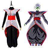 Gaosheng Cosplay Kostüm Dragon Ball Super Son Goku Suit Schwarz für Cosplay Party
