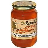 Le Rucher de l'Ours - Miel de Bourdaine - Pot de 500g, Liquide