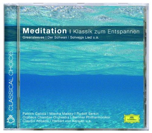 Meditation - Klassik zum Entspannen (German Version)