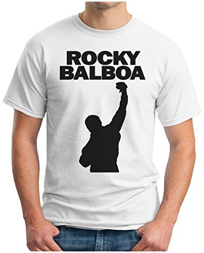 Rocky Balboa Men's T-shirt in 9 colours