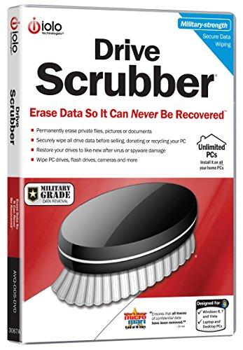 IOLO DriveScrubber Data Removal Software (PC)