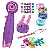 Vmoni Glam Twirl Easy & Automatic Hair Braider And Hair Wrap Styling Tool (FB-TE)