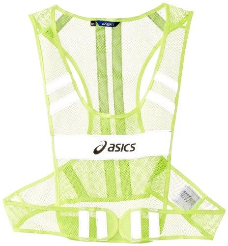 Asics Laufweste Reflective Vest, Neon Lime, L, 4225180416