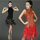 Des femmes dd-ELD-LT07 Danse latine Robe