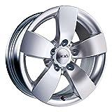 Rondell A008005-4053537627697 - 7.0X16 ET35 5X120 Alufelgen PKW