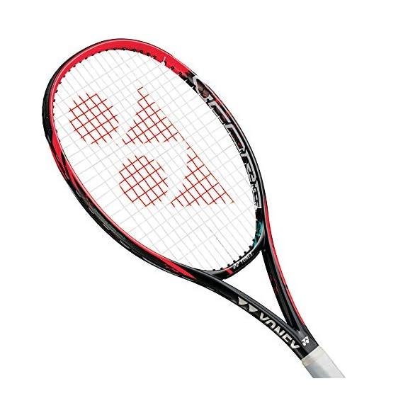 Yonex Vcore SV 25 Junior Gloss Red Tennis Racquet- G0