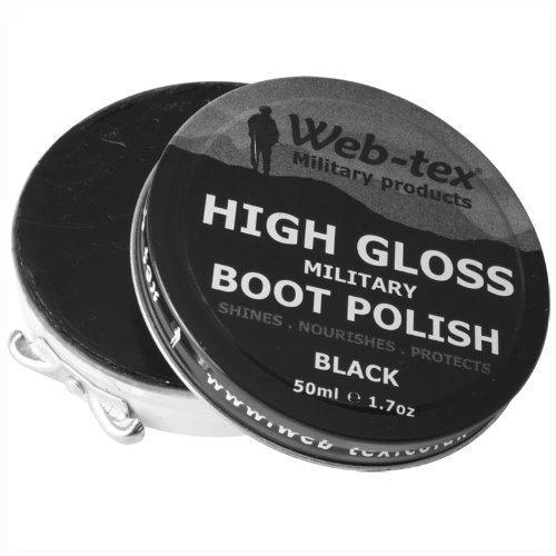 web-tex-high-gloss-military-army-boot-polish-footwear-care-protection-black-50ml