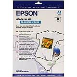 Epson Papier spécial iron-on-transfer, pour impression sur tissu avec transfert thermique