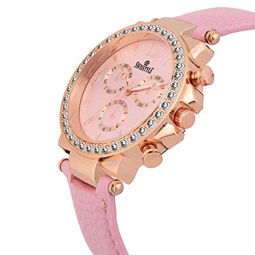 SWISSTYLE-Analogue-Pink-Dial-Womens-Watch-SS-LR625-PNK-PNK