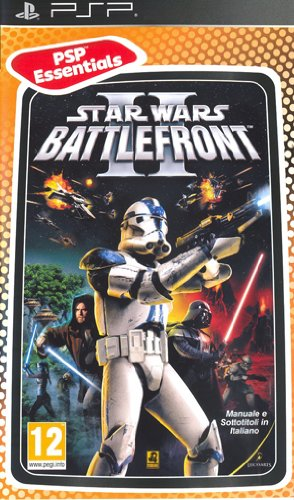 PSP ESSENTIALS STAR WARS BATTLEFRONT II