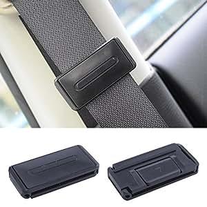 Multiware 2 Car Seat Belt Strap Adjuster Support Clip