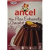 Dr Oetker Ancel Préparation pour flan au chocolat 232 g - Lot de 6