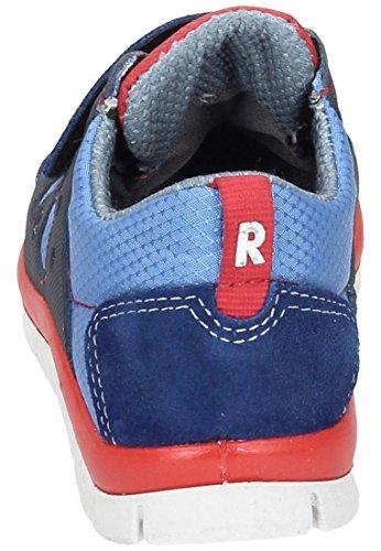 Ricosta Jungen Sneaker blau, 430728-5 blau