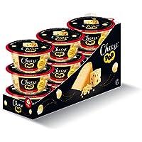 Cheesepop Emmentaler Käsebällchen (12 x 65 g) frisch gepuffter Käse - der perfekte low-carb & keto Eiweiß Snack! 100 % Käse - OHNE Konservierungsmittel!