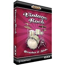 TOONTRACK EZX VINTAGE ROCK Computer music Drum Kits