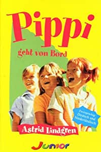 Pippi Langstrumpf - Pippi geht von Bord: Amazon.de: Inger