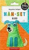Näh-Set: Filzanhänger Hund (100% selbst gemacht)