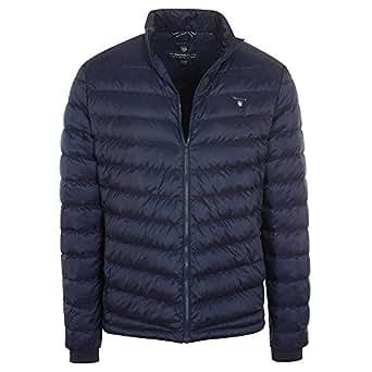 GANT Herren Daunenjacke The Airie Down Jacket Stoned Blue