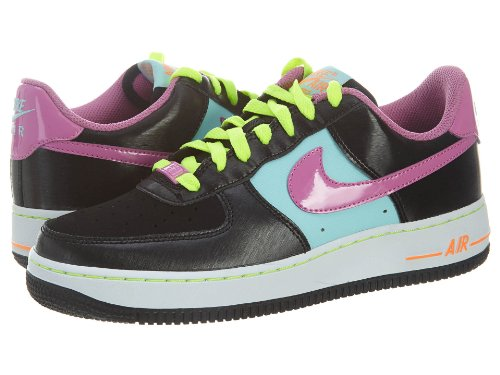 Nike Air Force 1 '06 (GS) Mädchen Sneakers Black Multi