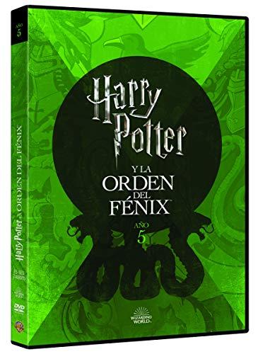 Harry Potter Y La Orden Del Fenix 6