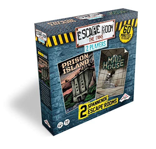 Identity Games Escape Room The Game: 2 Player - Juego de Tablero